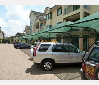 Lavish 2bedrooms plus dsq all ensiute Apartment with Gym, Bore hole, Generator, Elevator and S-pool.
