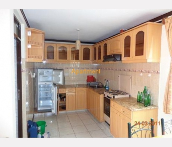 Cute 1 br. fully furnished and serviced apartment with 24hrs security in riverside